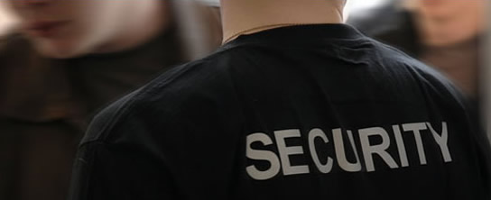 bristol security guard