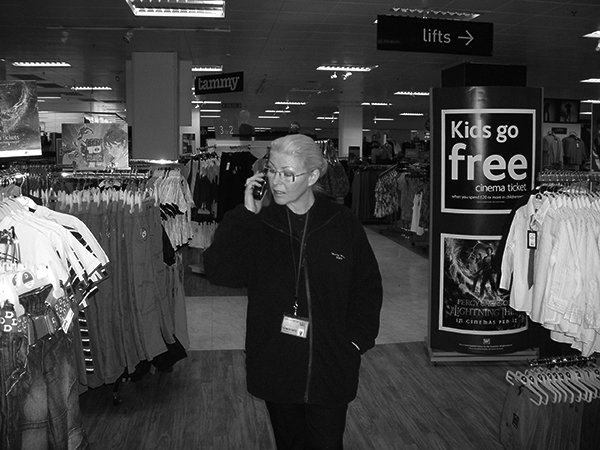 BHS – Retail Security
